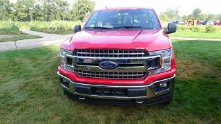 2018 Ford F150 First Drive Part One, Trailers, Payload And Power