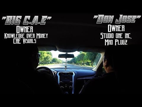 KOM TV - Ride Along With Don Jose [ EMCEE COMPILATION ]