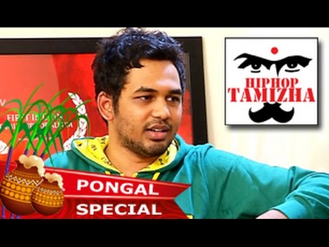 HIP-HOP Pongal With Aathi - Pongal Special (15/01/2015)
