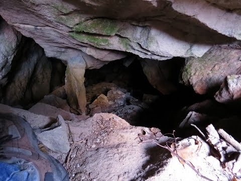 Abandoned mine tunnel hunting on Short Mountain (Day 1), Dauphin county PA