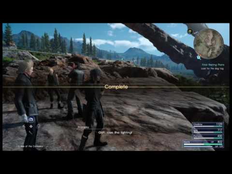 Drunk-On-Ice-Tea's Stream #11: Final Fantasy 15