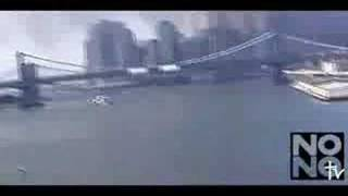 9/11 Tragedy Exclusive Footage As Seen From Two Rooftops In Williamsburg Brooklyn Part 2/2