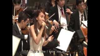 Japanese National Diva May J. sings I dreamed a dream ( Les Misérab...