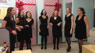 Live at Redpoint HQ with Treble NYC - Holiday Show! 12/14/16