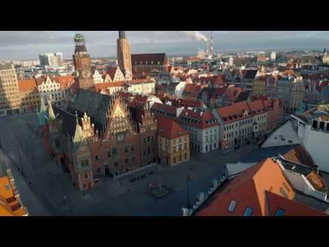 Wrocław during coronavirus