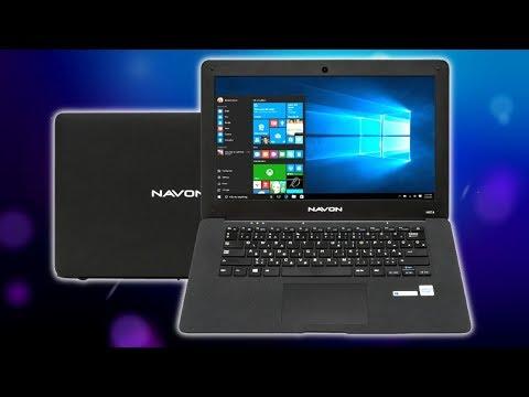 Cheapest 14-inch W10 laptop - NAVON Stark NX14 Test & Gaming