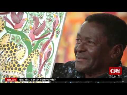 The unique style of Tanzania's Tingatinga paintings