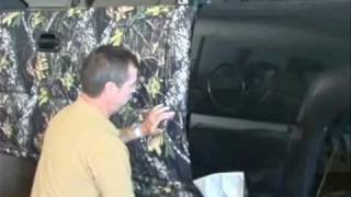 Part 3 of 6 - How to Videos Truck Camouflage Install - Official Camoclad Video