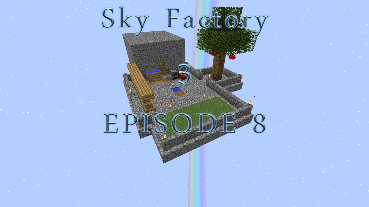 how to create power sky factory 3