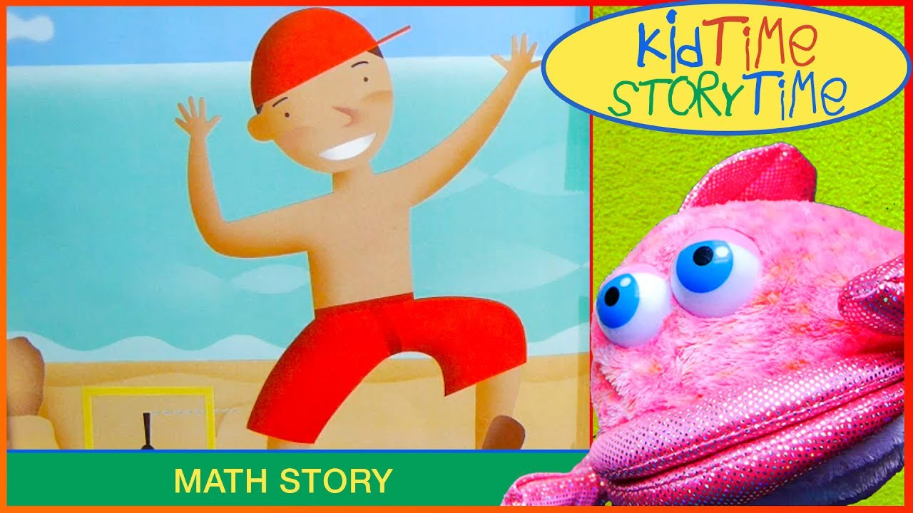 Super Sand Castle Saturday (a MathStart story) READ ALOUD! - YouTube