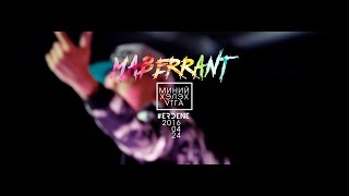 Maberrant - My love (Lyric Video)
