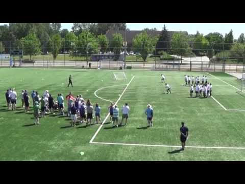 Defending Session - Willie McNabb - Celtic FC