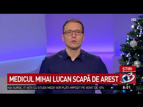 Doctorul Mihai Lucan scapă de arest