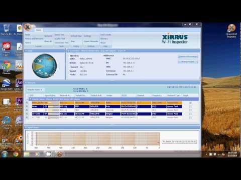 Wifi Radar For Windows 7, 8 & 10