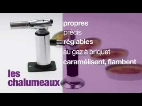 chalumeau de cuisine pro mastrad.flv - youtube