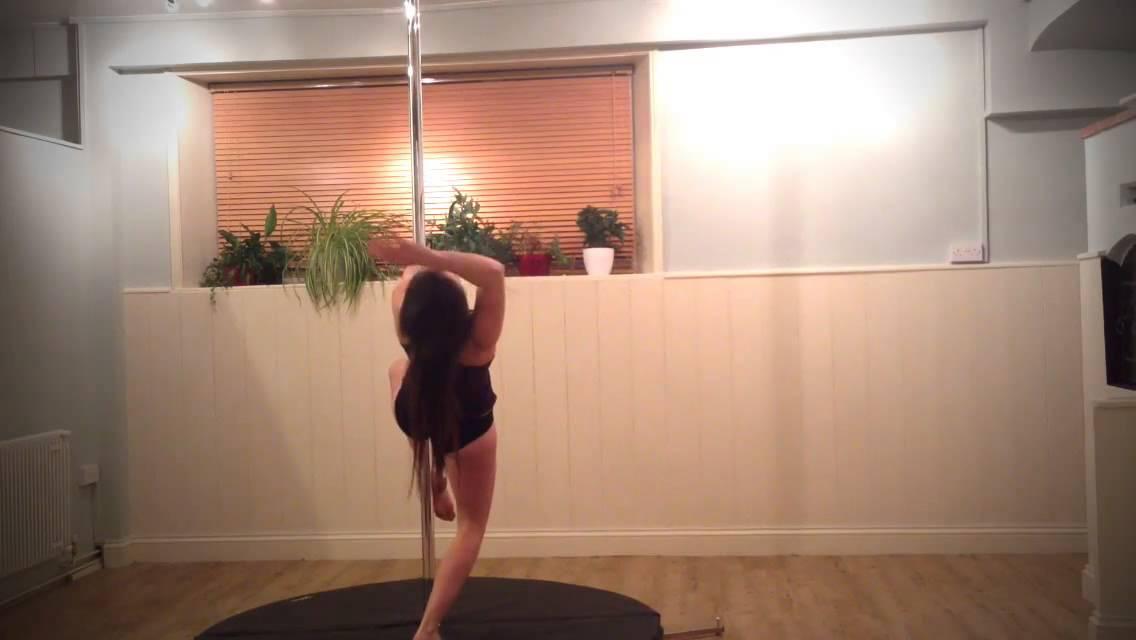 Live and Let Die - Beginner / Intermediate Pole Dance ...