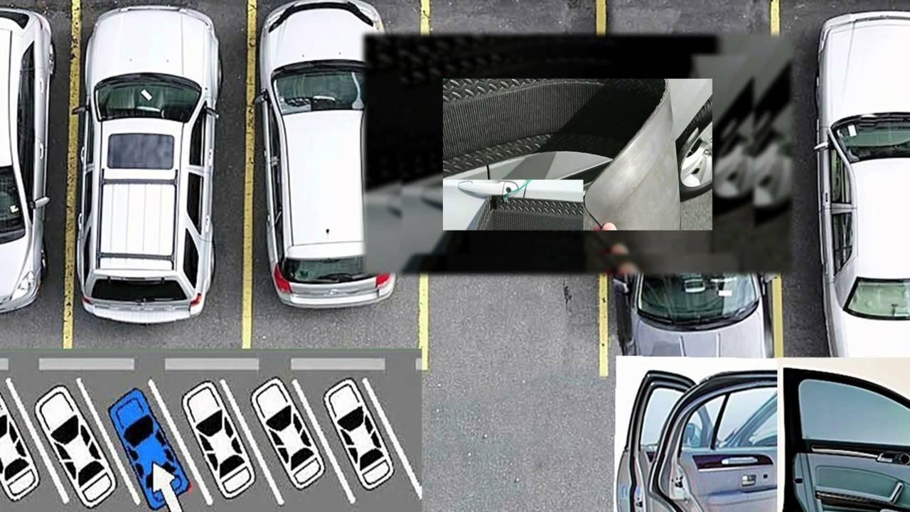 Car Door Guards Dentgoalie Door Ding Protection Youtube