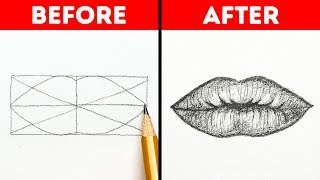 21 WAYS TO IMPROVE YOUR DRAWING SKILLS
