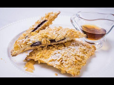 ช็อกโกแลตลาวาซีเรียลเฟรนซ์โทสต์ Chocolate-Lava Cereal French Toasts - วันที่ 17 Jul 2018