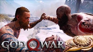 DAD OF WAR | God of War Gameplay Playthrough Walkthrough PS4 #1