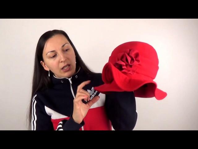 Шляпа, Кейлина Красная
