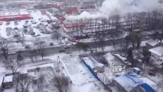 В Новороссийске горит Западный рынок(http://novorossportal.ru/?p=25644&preview=true Об этом сообщают очевидцы в социальной сети. По словам очевидцев, сгорело два..., 2017-01-29T09:07:31.000Z)
