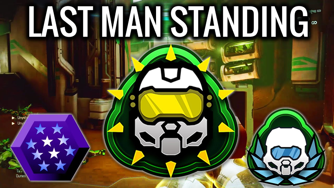 Last Man Standing Survival - Killionaire Streak on R.I.P.Tide!