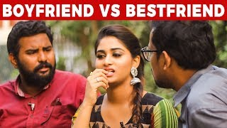 Boy Friend VS Best Friend | Pagal Nilavu Shivani Ft. | Are You Okay Baby?