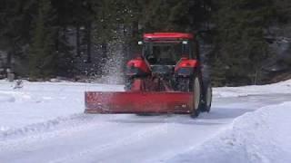 Zetor Tractor Original Video...