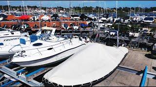MDL Dry Stack // Secure Motorboat Storage