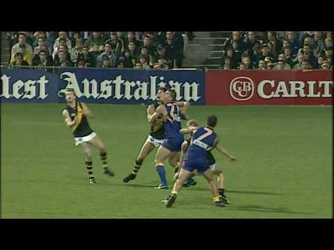 Richmond FC 50 Greatest / Most Memorable Marks