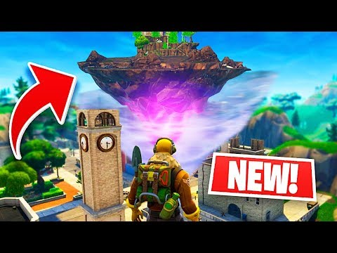 NEW  FLOATING ISLAND MOVED!! (Fortnite Season 6) - Video Más Popular 065a62aa5e