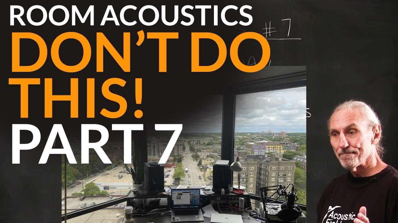 Don't Do This! #7 - www.AcousticFields.com