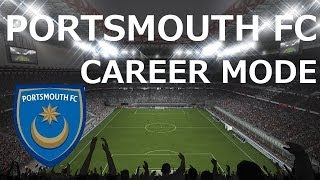 Fifa 14 - Portsmouth FC Career mode - A Decent Start