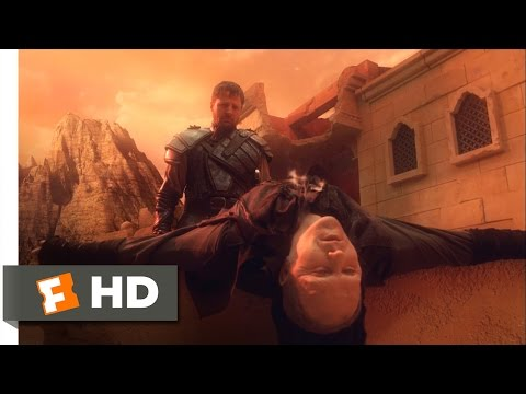 Stargate: The Ark of Truth (2008) - Inside This Ark Scene (1/10) | Movieclips