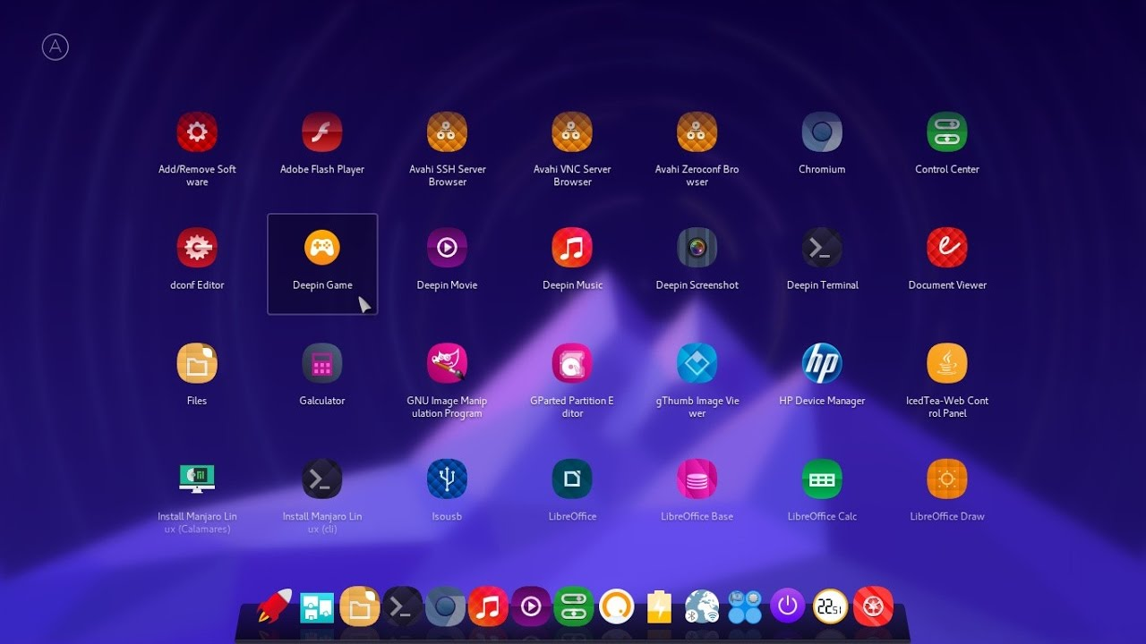 Best linux distro of 2017 deepin os dual boot with for Highest r value windows 2017