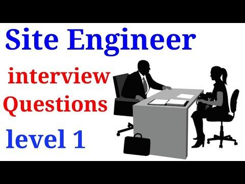 Site Engineer interview Questions | Site engineer Practical Knowledge | Civil Engineering Vedio