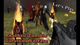 Realistic Zombie Survival Warfare - Survive the Apocalypse
