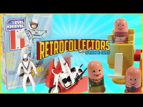 Retro Collectors - Toys Video Games and More - Episode 6