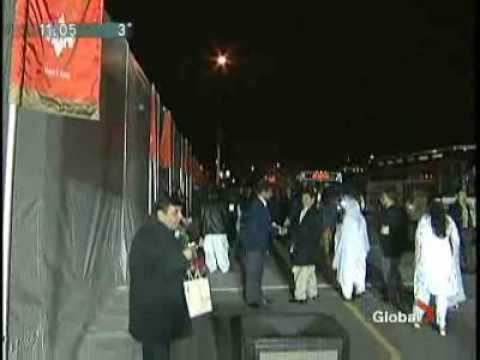 Global TV on the Calgary Golden Jubilee Darbar Celebrations