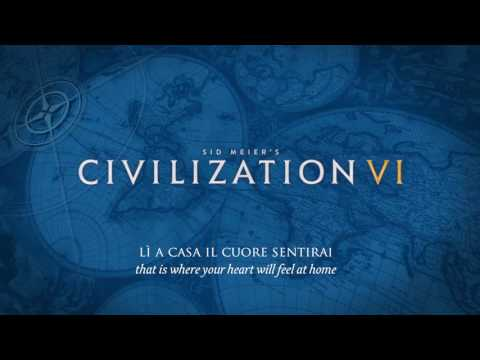Christopher Tin - A New Course (Civilization VI Opening Movie Theme)