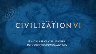 Christopher Tin - A New Course (Civilization VI Opening Movie …