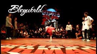 East Side Bboys vs Arabiq Flavour [Final] // Bboy World // Meaux Battle 2017