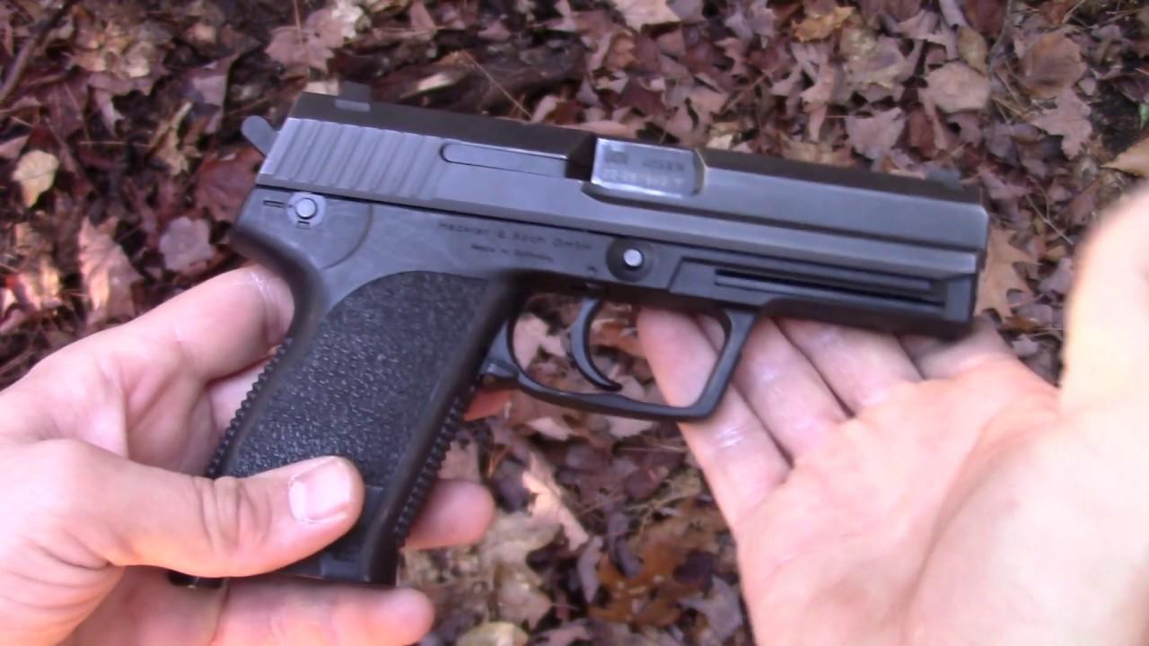 Heckler & Koch USP .40 caliber