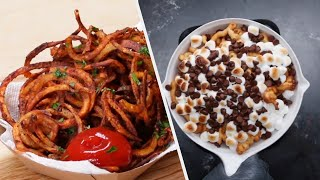 9 Homemade Crispy French Fries Recipes Tasty