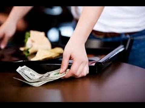 Big Tip or Get Stiffed? Applebee's Waitress Debate
