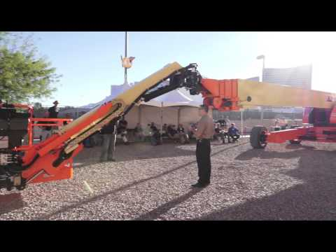Product Review: JLG 1850SJ Telescopic Boom Lift