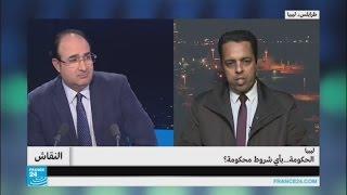 اتهامات متبادلة بين كامل المرعاش ومحمد شوبار في النقاش