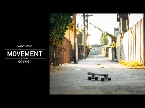 MOVEMENT: 21 Years Of Carver
