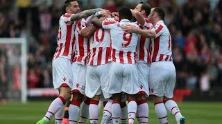Video Gol Pertandingan Stoke City vs Hull City